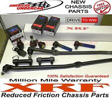 XRF LIFETIME Ball Joint Tie Rod Sleeve Kit Dodge Ram 2500 3500 4x4 2003 - 2008
