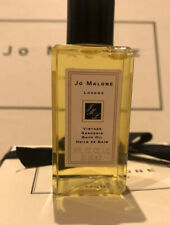 Jo Malone Vintage Gardenia Perfumed Bath Oil -Matches Cologne Travel Mini 30ml