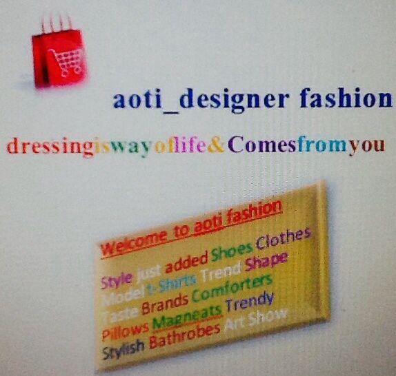 AOTI_Designer Fashion:):)