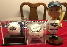 2001 All-Star Game official baseball, Seattle Mariners, Bobbing Head, 3 items