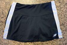 New Balance NBDry Women's Tennis Golf Skirt Skort Short Navy Blue Size Small