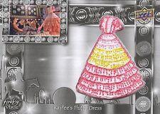 2015 Upper Deck Firefly The Verse F-27 Kaylee's Fluffy Dress Patch Replica Card!