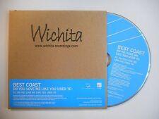 BEST COAST : DO YOU LOVE ME LIKE YOU USED TO ♦ CD ALBUM PORT GRATUIT ♦