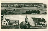 Ansichtskarte Gross-Rechtenbach Kr. Wetzlar Kindergarten ... (Nr.9565)