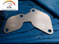 EGR BLANKING PLATE FOR HOLDEN COLORADO - DMAX - DMAX - RODEO EGR BLANK 4JJ1