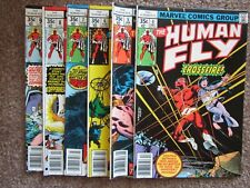 NOS >NM-  Lot of 6 HUMAN FLY 4 5 6 7 8 9  comic book > CGC READY !
