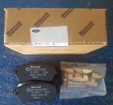 GENUINE FRONT BRAKE PADS FOR FORD FIESTA WS AND WZ ALL MODELS.