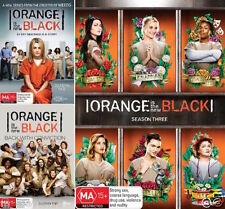 Orange is The New Black SEASONS 1 2 3 : NEW DVD