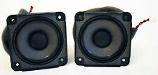 PAIR of Tested Original Bose Sounddock Series I & II Speakers Free Shipping