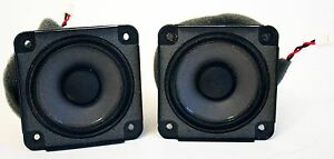 PAIR of Tested High Quality Original Bose SoundDock Series I, II & III Speakers.