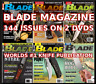 BLADE MAGAZINE 144 ISSUES ON DISK-1997 THRU 2005-SURVIVAL-MILITARY KNIFES PDF