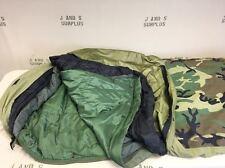 4 piece modular sleep system USGI surplus MSS Excellent Grade A/B