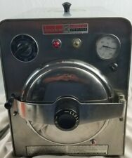 Amsco Dynaclave Autoclave American Sterilizer 576a 613r Tested Working
