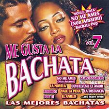 Me Gusta La Bachata vol 7 CD sigillato!