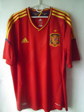 2011-12 Spain Home Shirt Jersey Trikot XL