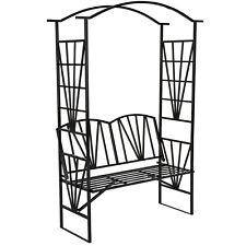 Arco in ferro decorativo per rampicanti e ingresso giardino piante rampicanti
