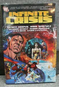 Infinite Crisis Hardcover 1st Printing HC SEALED Batman Superman