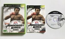 Knockout Kings 2002 - Xbox Complet Version Française Microsoft