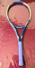 Prince AirDrive 975 power level 110 head 16x19 4 3/8 grip Tennis Racquet
