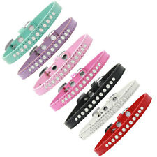 Mirage Pet Products Pearl Puppy Dog Collar — Pick Size / Color
