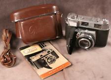 Vintage EARLY 1957 Kodak Retina IIIC (big C) 35mm Film Camera Serial # 64524