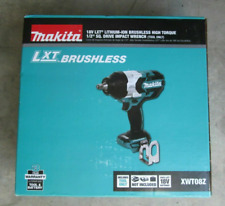 """NEW Makita XWT08Z LXT Lithium-Ion Brushless Cordless 1/2"""" Impact Wrench 18V"""