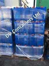 Plastic container 64 x 20lt,water,veg oil WVO,fuel,diesel,storage,waste,windows