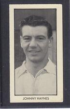 Thomson - World Cup Footballers 1958 # 4 Johnny Haynes - Fulham
