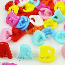 20 Botones alfabeto letras A B C