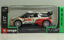 Bburago 41045-2013 Citroen Total World Rally Team - Mikko Hirvonen  - Scala 1:32