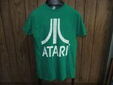 vintage Atari shirt 80s true vintage green medium
