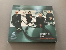Coldplay X & Y Dutch Limited Edition 2 CD Very Rare