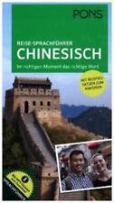PONS Reise-Sprachführer Chinesisch (2016, Taschenbuch)