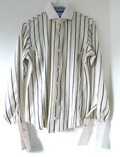 Ralph Lauren silk striped shirt - ladies - Size US 4 (UK 8)