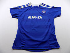 Men's Chelsea Football Club Alianza Soccer Jersey #3 sz Medium