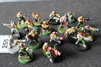 Games Workshop Warhammer40k Catachan Jungle Fighters Metal Imperial Guards Army