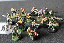 Games Workshop WARHAMMER 40k Catachan Jungle combattenti in Metallo GUARDIE IMPERIALI Esercito