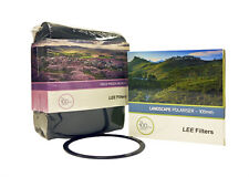 Lee Filters 105 mm PAESAGGIO CIR-POLA + Lee Field Pouch Nero + Lee Anello Anteriore 105 mm