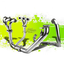 FOR 98-02 ACCORD V6 J30 CG T3 RACING PERFORMANCE TURBO MANIFOLD+DOWNPIPE EXHAUST