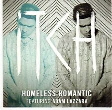 (EL252) Itch, Homeless Romantic ft Adam Lazzara - 2013 DJ CD