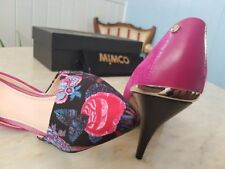 Mimco Floral Heels for Women