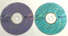 HP Laserjet 240 Mopier 8000, 8000N, 8000DN Software + User guide 2 Cd-rom PC