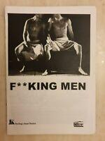 FUCKING MEN - STEWART ALEXANDER STEPHEN BILLINGTON SCOTT CAPURRO DAN FORD