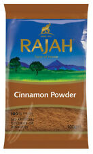100% Pure Cinnamon Powder 100g Ground Rajah High Quality Taste of Home UK Stock