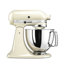KitchenAid Artisan 5KSM125BAC 4.8 L Stand Mixer - Almond Cream