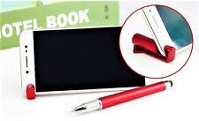 Stylet Stylo Support pour MOTOROLA moto g7 Smartphone 3 en 1 Bille Tablette Ecri