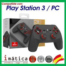 MANDO INALAMBRICO COMPATIBLE PARA SONY PLAY STATION 3 PC PS3 DUALSHOCK ORDENADOR