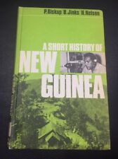 A Short History Of New Guinea By P. Biskup, B Jinks, H. Nelson Ex-Lib 1st Ed
