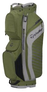TaylorMade Cart Lite Golf Bag 2020 New 14-Way Top Lightweight - Choose Color!