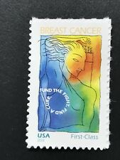 US B5 Breast Cancer First Class 60cent  single MNH 2014